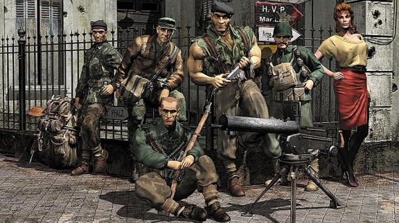 Commandos II - HD Remaster: recenze jedné hereze