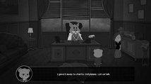Druhá epizoda detektivní bajky Bear With Me se odehrává ve zločinem prolezlém velkoměstě
