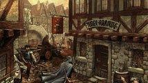 RPG Narborion Saga nabízí dobrodružství ve stylu gamebooku