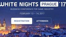 V únoru do Prahy zamíří herní konference White Nights zaměřená na vývojáře a vydavatele
