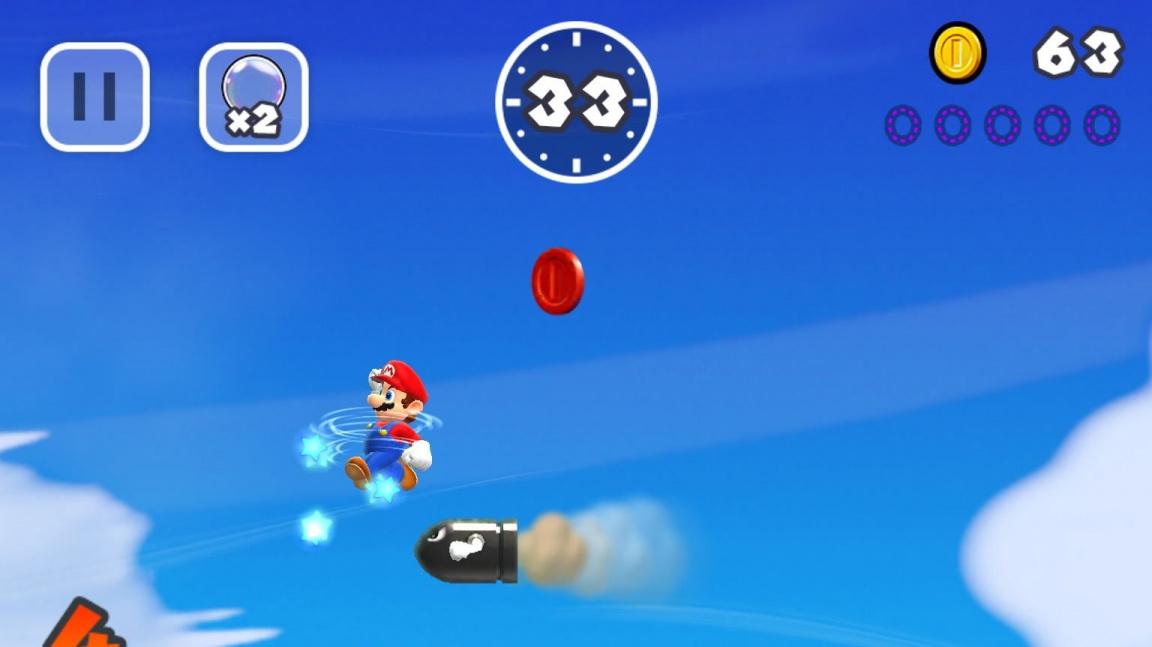 Tržby ze Super Mario Run zůstaly za očekáváním Nintenda