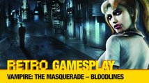 Čtenářský Retro GamesPlay: hrajeme upírské RPG Vampire: The Masquerade – Bloodlines