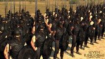 Vyzkoušejte Hru o trůny v Total War: Attila díky modifikaci Seven Kingdoms