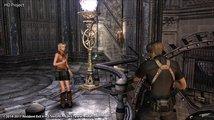 Resident Evil 4 jak ho neznáte - HD mod zkrášlí hradní část hry už na konci března