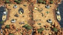 Druhoválečná strategie Battle Islands: Commanders skloubí tower defense a karetní hru