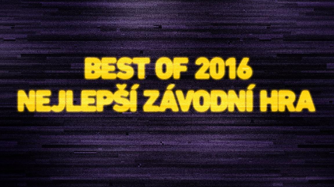 Best of 2016: Nejlepší závodní hra