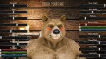 Ve fantasy RPG Witanlore: Dreamtime je hlavním hrdinou humanoidní medvěd