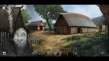 Jaká tajemství skrývá opuštěná vikinská vesnice? Odpoví na to adventura The Frostrune
