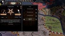 Datadisk Monks and Mystics přidá do Crusader Kings II tajné spolky včetně satanistů