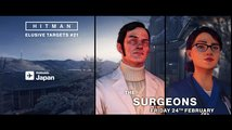 Novým dočasným cílem Hitmana jsou dva špičkoví chirurgové