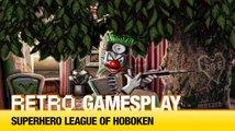 Retro GamesPlay: Superhero League of Hoboken