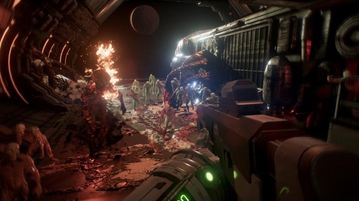Vyšel vesmírný survival Genesis Alpha One, ale na Steamu ho nehledejte