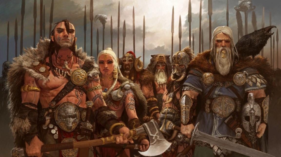Blood Rage - recenze deskové hry
