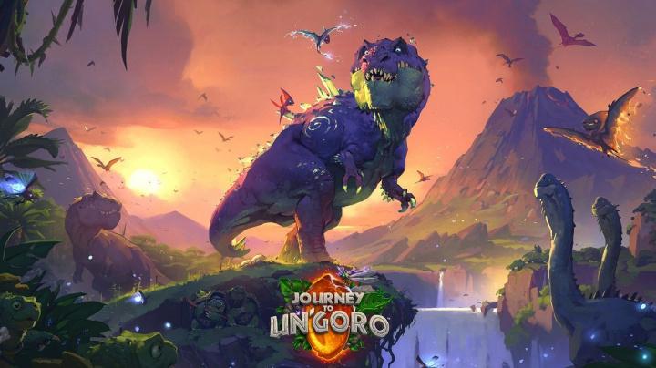 Dinosauří expanze Journey to Un'Goro 7. dubna pořádně zahýbe s Hearthstone