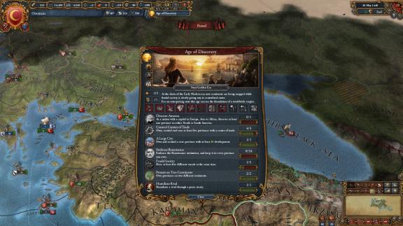 Europa Universalis IV: Mandate of Heaven