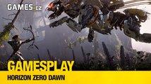 GamesPlay: Hrajeme akční pecku Horizon Zero Dawn