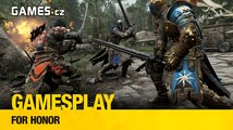 GamesPlay: Hrajeme středověkou bojovku For Honor