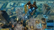 V X-Morph: Defense dobudete Zemi kombinací tower defense a mohutné kanonády