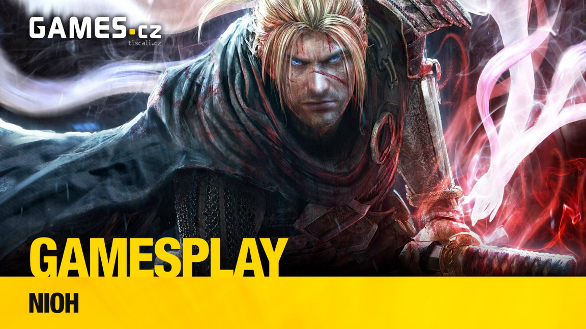 GamesPlay – hrajeme japonské akční RPG Nioh