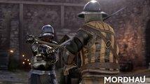 Brutálních bitev v Mordhau se účastní rytíři a lučištníci, ale také bardi a vrhači kamení