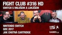 Fight Club #316: Degustace zakázána