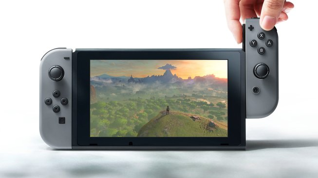Nintendo Switch - recenze