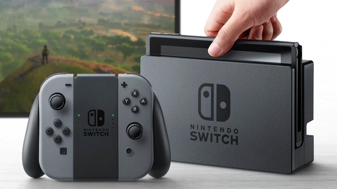 Současný Switch se dočká nové verze s lepší výdrží baterie