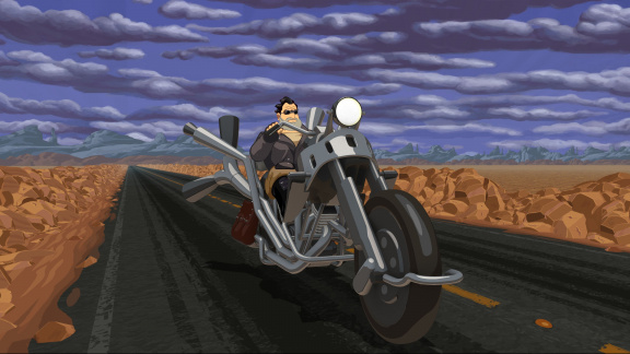 Full Throttle Remastered - recenze
