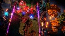Frenetická akční střílečka Nex Machina od tvůrců Resogun vtrhla na PS4 a Steam