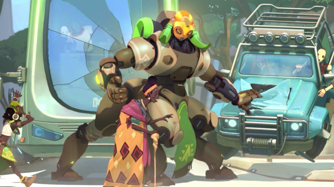 Tvůrci z Blizzardu plánují do Overwatch přidat editor map