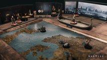 Středověká strategie Wartile se stylem i pravidly inspiruje u deskových her