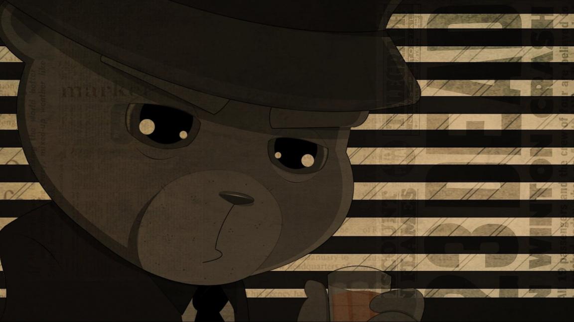 Třetí část medvědí detektivky Bear With Me je za rohem