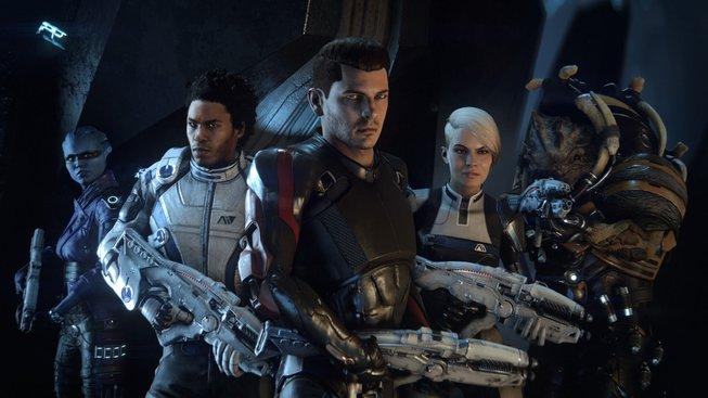 Co se stane, když rychle překlikáte rozhovory v Mass Effectu? Nové sex scény!