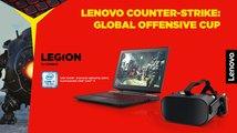 Zúčastni se Lenovo Counter-Strike: Global Offensive turnaje s dotací 20 000 Kč