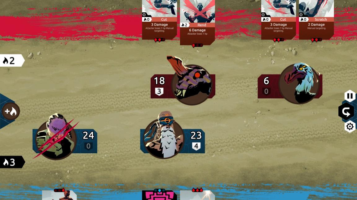 Karetní hra Nowhere Prophet se inspiruje FTL i Banner Sagou