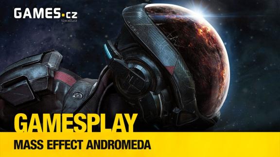 GamesPlay – hrajeme Mass Effect Andromeda