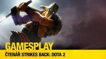 Čtenářský gamesplay: hrajeme eSportovou stálici Dota 2