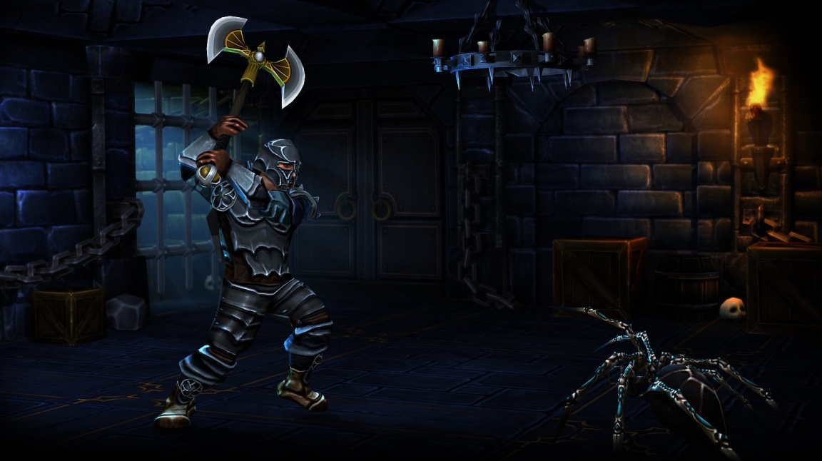 The Keep - recenze PC verze