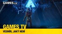 Nový díl pořadu Games TV vyráží do vesmíru s Mass Effect a No Man's Sky