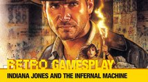 Retro GamesPlay – hrajeme akční adventuru Indiana Jones and the Infernal Machine