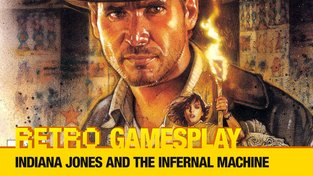 Retro GamesPlay: hrajeme akční adventuru Indiana Jones and the Infernal Machine