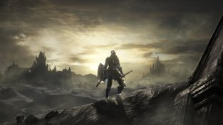 Nádherně děsiví nepřátelé i křehká krása na obrázcích a videu z Dark Souls III DLC The Ringed City