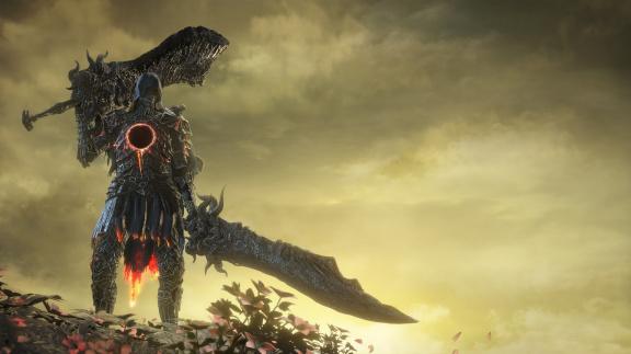 Stříkání falešné krve do obličeje je dalším milníkem v hraní Dark Souls III