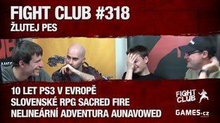 Fight Club #318: Žlutej pes