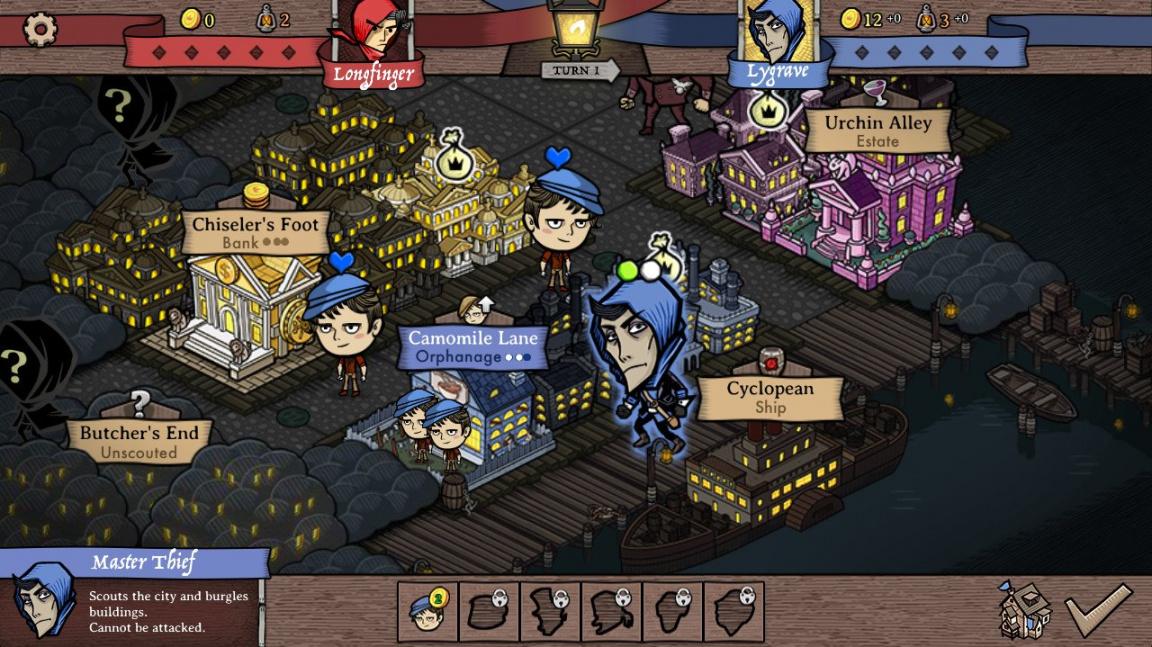 Konečně hra za záporáka: v Antihero z vás udělá šéfa gangu ve viktoriánském městě