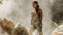 Filmová Lara Croft se představuje na prvních oficiálních fotkách