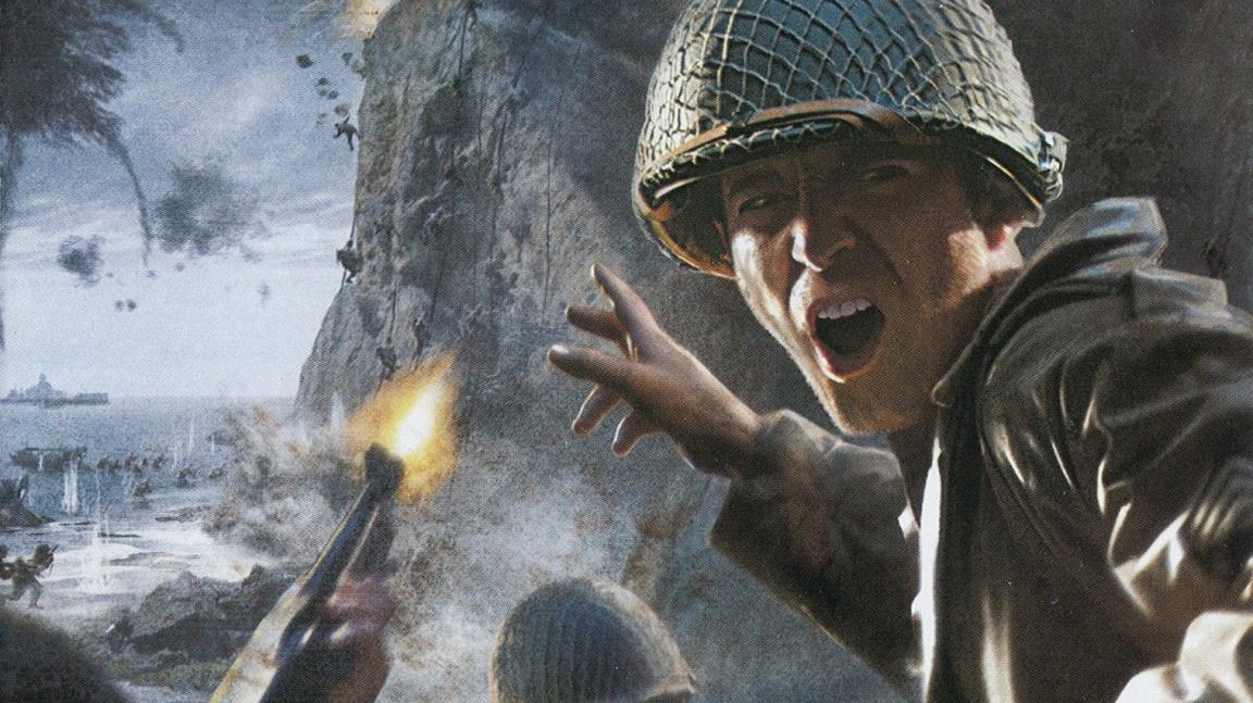 Call of Duty se zřejmě vrátí ke svým kořenům do 2. světové války