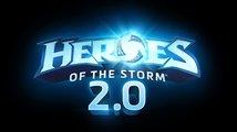 Heroes of the Storm se s lavinou změn přesune do verze 2.0