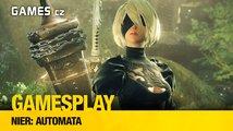 GamesPlay – hrajeme parádní příběhovou akci Nier: Automata