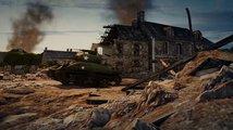 První video ze Steel Division: Normandy 44 předvádí širokou škálu střetů